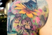 Tattoos / by Chelsea Bruns