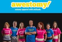 Ostomy & IBD Apparel / Great clothing and accessories to promote awareness and provide confidence and laughter for amazing people.