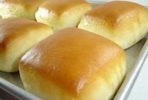 Bread, rolls, and biscuits / by Deborah Patz