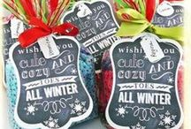 All things bright- Christmas! / by Alaina Ingle