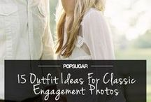 Outfit Suggestions / Suggestions on what to wear for engagement sessions