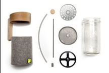 Drinks / Coffee, tea, vegan milks / by Angela Compton Nelson
