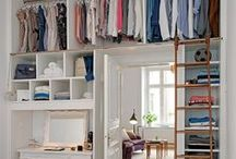 Organisation / House tips to simplify your life on a day-to-day basis.