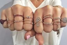 Ring Party / SHAY Jewelry rings, stacked, you can never have to many