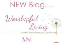 Worshipful Living / It is my desire to see women worship God with every aspect of their lives: in their homemaking, marriage, parenting, time with the Lord, EVERYTHING is an act of worship to God.   This spot is a place for all blog post from the Blog: Worshipful Living: www.worshipfulliving.com