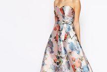 Bridesmaid Style: Cool Prints