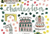 Charleston, South Carolina / Deep Steep is based in the beautiful city of #Charleston, South Carolina. Here, you'll find our favorite photos from events, festivals, scenery and more!