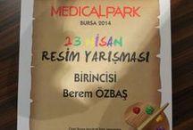 23 Nisan Resim Yarışması / Medical Park Bursa Hastanesi 23 Nisan Resim Yarışması Etkinliği / by Medical Park Hastaneler Grubu