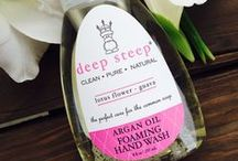 All-Natural Home / All-Natural Products For Your Home #DeepSteep #AllNaturalHome