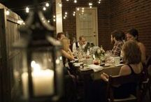 INSPIRATION | DINNER PARTY IDEAS