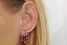 Dress up you ears / EarJackets, EarCrawlers, Earcuffs, You can never have too many