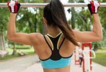 """Musculation / """"Il n'est jamais trop tard pour devenir ce que tu aurais pu être"""" --> --> http://blog.fitnext.com/sport"""