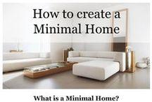 I minimalist lifestyle I / Inspiration for living a minimalist lifestyle. Minimalist how-to's, life hacks, home decor ideas, minimalist quotes.