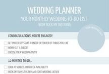 wedding planning ideas + advice / Wedding planning tips board - Guides + quick tips to help make your wedding planning experience more efficient + enjoyable.