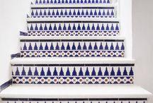 Textiles, Tiles and Prints
