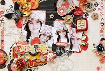 Scrapbooking and cards / by Sue Barats