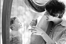Lovely Harp / I love my harp and his music. A sound of love and harmony.