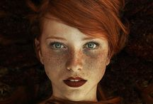 Red heads / They are so special.. be proud!