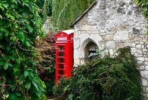 English & Scottish Countryside / A M A Z I N G   U N I T E D  K I N G D O M / by Elizabeth Morneault