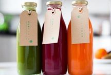 Juicing & Smoothies / Nothing tastes as good as a delicious fresh juice or smoothie. / by Elizabeth Morneault