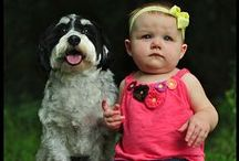 PETS / children's photography with pets