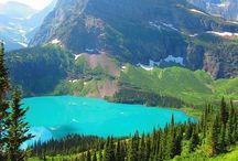 Beautiful Places / O U R   B E A U T I F U L   E A R T H / by Elizabeth Morneault