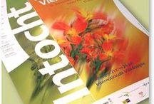 Portfolio / Portfolio van grafisch ontwerpbureau Stollenberg in Berg en Dal nabij Nijmegen.
