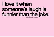 Moments to laugh