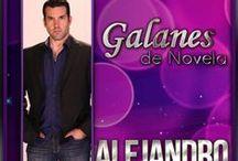 Galanes de Novela / Reality Show