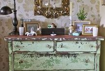 Primitive Furniture and Decor / by Jo Ann Frey