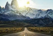 Route mythique / Les plus belles routes à travers le monde.