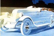 Publicité automobile vintage / Les meilleures pubs auto