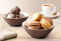 Doplnky ku káve / Užite si kávu so všetkým, čo k tomu patrí.  Pripravte si svoju šálku ako profesionálny barista!