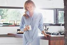 Bielizeň pre chvíle pohody / Pocit pohody prichádza s tým, čo si obliekame priamo na telo. V novej kolekcii preto kladieme dôraz na mäké a príjemné materiály. Oblečenie na voľný čas s biobavlnou sa nosí jedna radosť: http://bit.ly/pre-chvile-pohody