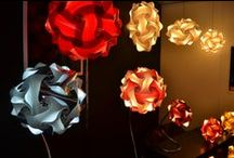 Lampadesign LAMPADARI / Have a glass of wine with a soft light and relax...
