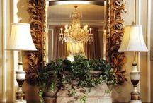 Beaux intérieurs / Décoration
