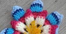 2. Crochet work by Sheila / eigen gehaakte projecten
