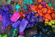 Juicy Colours / Just about colour.
