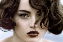 Femme Fatale / Sminktips, hår, mode, smycken, inspiration