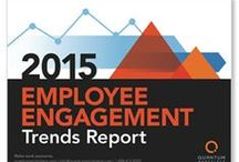 Employee Engagement Trends / Employee engagement trends, stats, and insights for HR pros and leaders