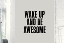 Make Work Awesome / Awesome is our mantra. Here's some inspiration to make people, lives, and workplaces more awesome.