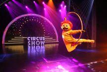 Grami's circus show / Grami's circus show 2015. 4. 10. ~ 5.10.