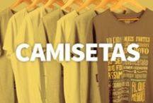 Camisetas | Loja 365 Filmes / Coleção de camisetas inspiradas no cinema da loja da 365 Filmes. Conheça: http://www.365filmes.com.br/collections/camisetas-de-filmes