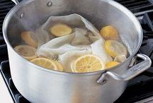 Homemade CLEANING / Metodi fai da te per la pulizia della casa