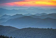 North & South Carolina / by Elizabeth Morneault