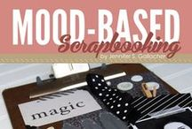 Ebooks / Electronic scrapbooking idea books available at www.snapclicksupply.com