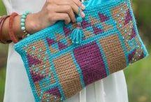 Macrame, Crochet, & Tassel