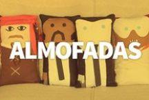Almofadas | Loja 365 Filmes / Almofadas dos personagens mais bacanas do cinema na loja da 365 filmes. http://www.365filmes.com.br/collections/almofadas-de-personagens-do-cinema