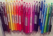 Pens and All The Rest