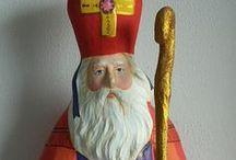 Sinterklaas / de tijd rond ons Nederlandse traditionele kinderfeest van ouds her